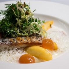 east Restaurant Hamburg Speisen Fisch