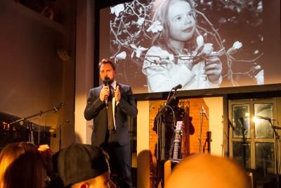 Steven Gätjen moderiert Spendengala im east