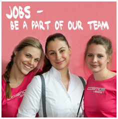 Jobs im east cosmos