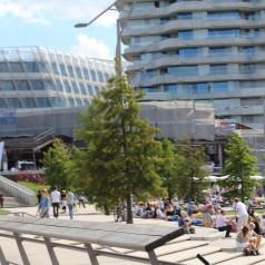 coast Blick Hafencity
